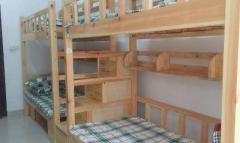三门峡市财经学校环境,寝室环境